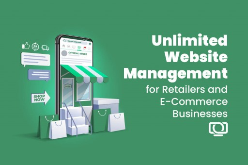 Retailers and E-Commerce Businesses Rely on MyUnlimitedWP for an Affordable, Effective Website Management Solution