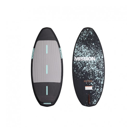 MISSION Boat Gear to Launch Wakesurfing Board Lineup