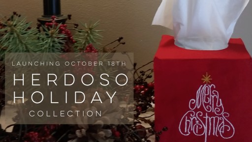 Herdoso Holiday Collection Makes Gift Giving Easy