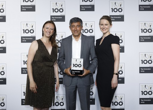 Award: Simpleshow is a TOP 100 Company