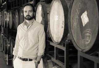 Matt Anttila, founder and CEO of Grain & Barrel Spirits, an Inc. 5000 honoree