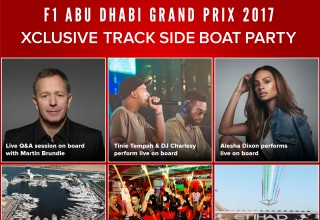 Xclusive Trackside Boat Party