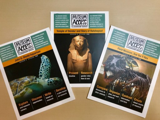 Museum Access Launches Three-Part Educational Classroom Series in Online Shop