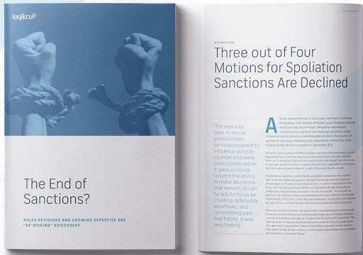 The End of Sanctions? Upcoming Webinar Sheds Light on Mass De-Risking of eDiscovery