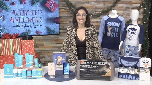 Lifestyle Journalist Shira Lazar Shares the Ultimate Gifts for Millennials on Tips on TV