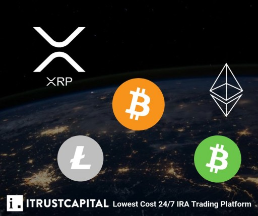 iTrustCapital Reports XRP Top Volume Asset So Far in 2020