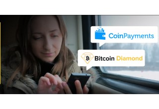 CoinPayments Adds Bitcoin Diamond to Supported Coins