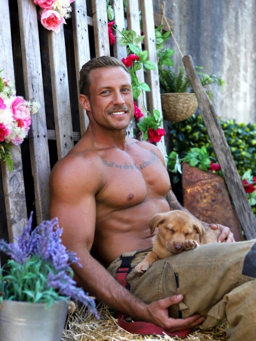 Put a Little Sizzle in Christmas Giving This Year With the Australian Firefighters 2020 Internationally Popular Calendar