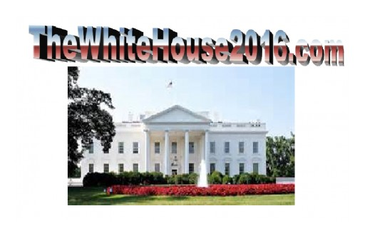 As Donald Trump Enters the White House, Rare Opportunity for Investors to Purchase Domain Name TheWhiteHouse2016.com at Auction