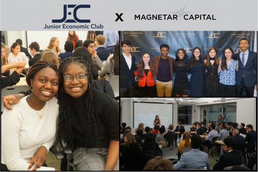 Junior Economic Club of Chicago Announces 50 Percent Increase in Membership, Second Year of Magnetar Capital Sponsorship