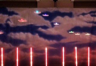 Drone Shows for Events Create Unique Energy Using New Technology