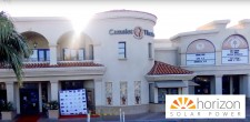 Horizon Solar Power and Ice Energy Partnership Leads to Innovative Energy Solution at the Camelot Theatres in Palm Springs