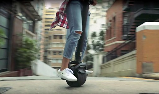 Kiwano Introduces Revolutionary First of Its Kind 'One Wheel Handheld Electric Scooter'