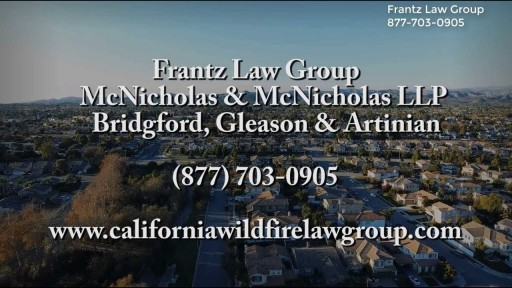 Northern CA Wildfire Lawyers-Wildfire Litigation-877-703-0905
