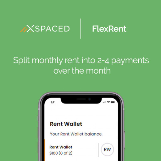 Fintech Xspaced Launches FlexRent, Making Rent Payments 4x Easier for Americans Nationwide