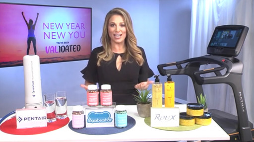 Valerie Greenberg Shared New Year Inspiration With TipsOnTV