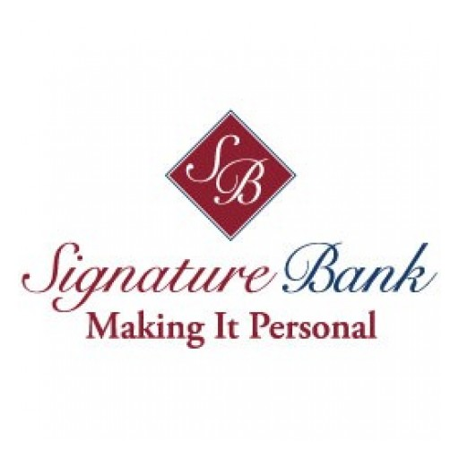 Signature Bank of Georgia Completes $9.5 Million Capital Raise