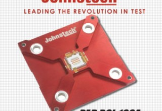 Johnstech's Pad ROL 100A Performance Plus Test Contactor