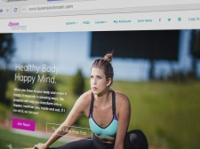 Lauren Sieckmann Whole Body Nutrition and Fitness Website
