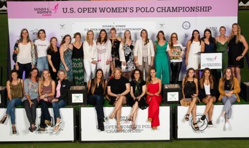 U.S. Polo Assn. Announces Sponsorship of Susan G. Komen U.S. Open Women's Polo Championship™ Final on March 23, 2019