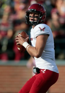 Gage Gubrud,QB  of Eastern Washington