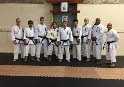 Shotokan Karate Instructor Improves Safety of Dojo With Greatmats