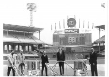 White Sox's old Comiskey Ball Park