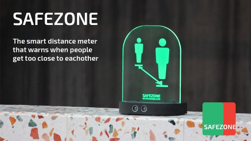 Safezone: A New Device That Can Help Slow the Spread of Covid-19