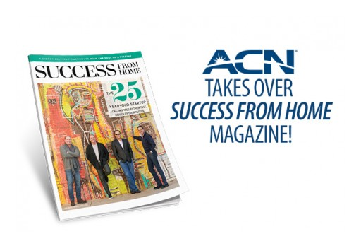 ACN Takes Over SUCCESS From Home Magazine