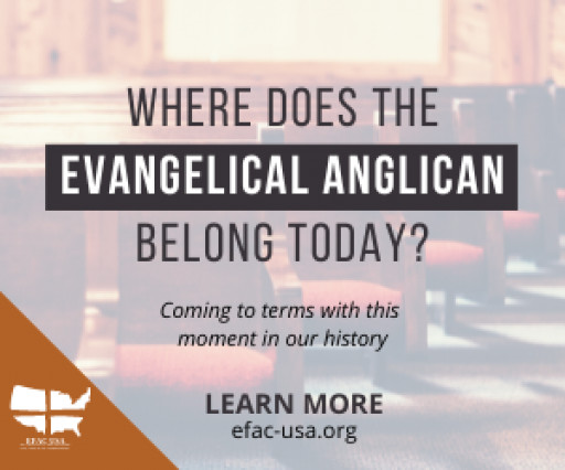 Where Does the Anglican Evangelical Belong Today? New White Paper Has Answers