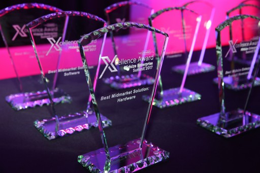 Midmarket CIOs Honor Netreo With an XCellence Award at the 2017 MES Conference