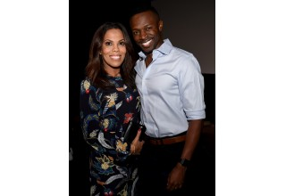 Aonika Laurent & Sean Patrick Thomas