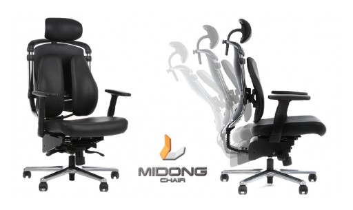 Midong Chair : Ergonomically Designed Chair With You in Mind