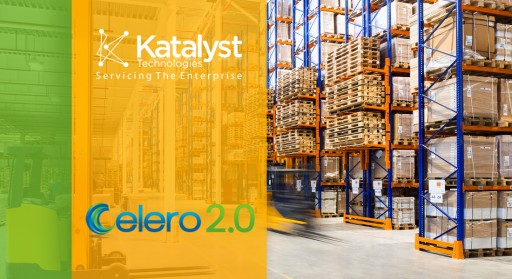 Katalyst Launches Celero 2.0 With Enhanced Warehouse Functionalities