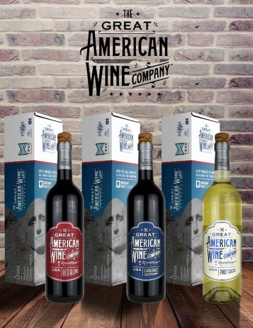'The Great American Experience,' a Perfect Pairing With the Great American Wine Company and the National Park Foundation