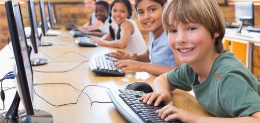 KidzType Gives Children a Fun, Interactive Means of Learning Touch-Typing to Support Success in the Classroom