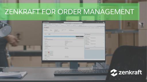 Zenkraft Announces Zenkraft for Order Management for Salesforce Fulfillment Network on Salesforce AppExchange, the World's Leading Enterprise Cloud Marketplace