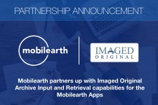 Partnership for Mobilearth and Imaged Original