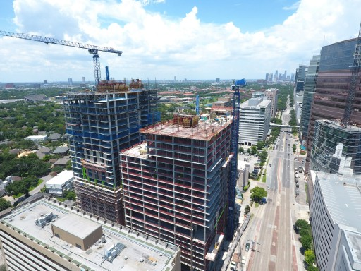 Medistar Corporation Announces Topping Out of InterContinental® Houston Medical Center