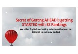 Start with EZ Rankings - Digital Marketing Agency