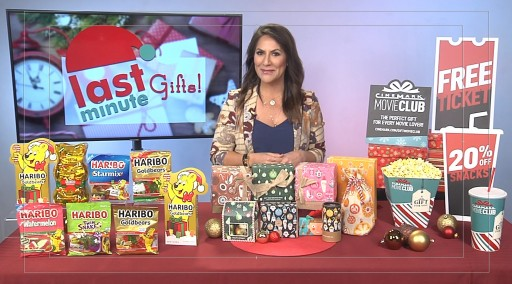Shopping and Consumer Expert Claudia Lombana Shares Her Last Minute Gifts With Tips on TV