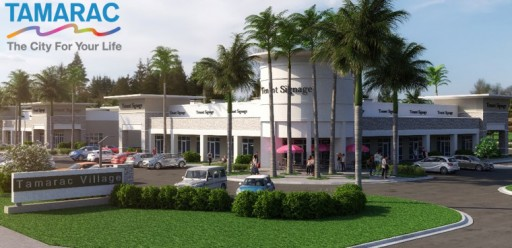 Tamarac Village Groundbreaking: The Next Step in Tamarac's Transformation