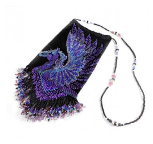 Joelaine (Formerly Simply Fabulous Handmade) Introduces a New Spring Bohemian Rhapsody Collection of Handcrafted Artisan Amulet Bags and Pouches to Celebrate Their New Website, Joelaine.com.