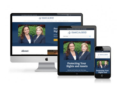 authenticWEB Launches New Site for South Florida Family Law Firm
