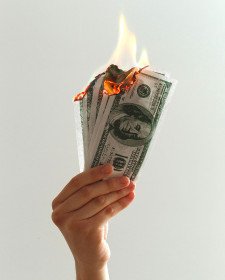 Is the Stimulus Just Burning Money