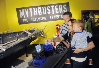 MythBusters Exhibition