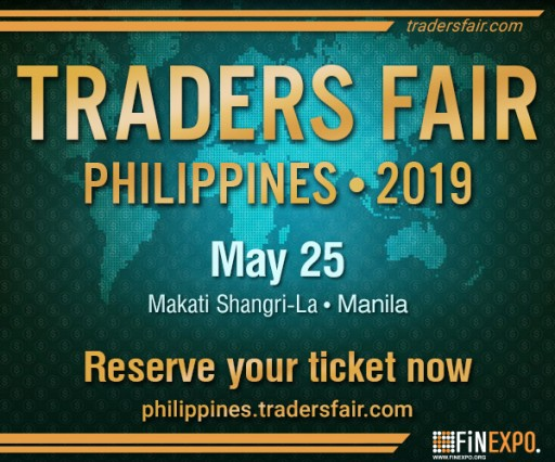 Larry Collin and Alex Samson against Forex scams at Traders Fair Philippines