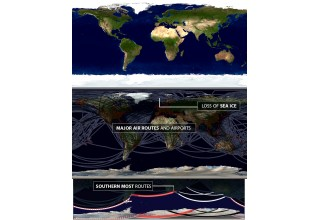 """Jetwash-induced Vortices and Climate Change delves into """"overlooked"""" cause of climate change"""