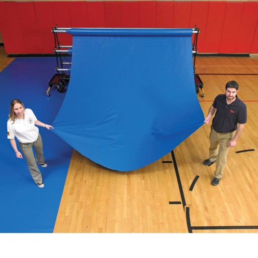 Interlochen Center for the Arts Puts Gym Floor Covers to the Test