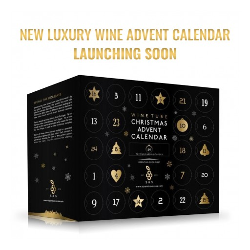 Drinjk's Luxury Wine Advent Calendar is Taking a 'Nip' Out of the Competition With New Designer Bottle